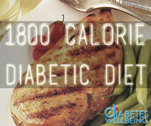 What Is an 1800-Calorie ADA Diet?