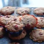 Cranberry Pear Muffin Recipe