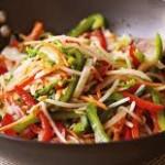 Diabetic Vegetarian Stir Fry Recipe