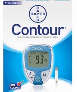 contour Glucose Meter