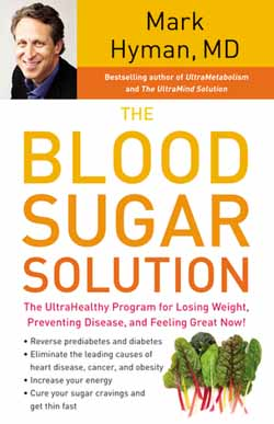 blood sugar solution book cover