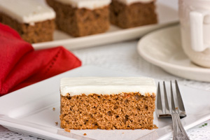 Diabetic Carrot Cake Recipe
