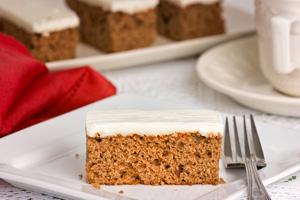 diabetic carrott cake