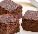 Chocolate Whole Grain Brownie Supreme