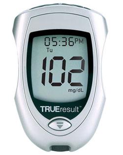 true-result-glucose-meter