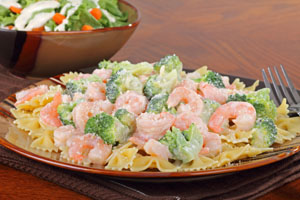 broccoli shrimp salad recipe