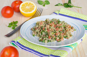 diabetic tabouli recipe