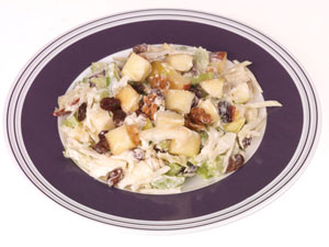 diabetic waldorf salad recipe