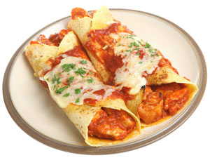 Diabetic Chicken Enchiladas Recipe