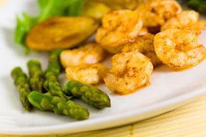 diabetic lemon baked shrimp recipe