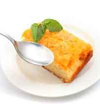 diabetic pineapple cake recipe
