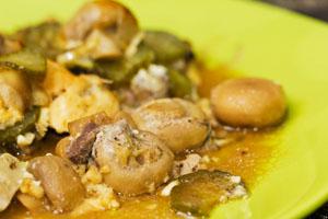 diabetic turkey stroganoff recipe