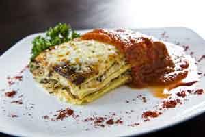 Diabetic Vegetable Lasagna Recipe
