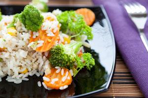 diabetic vegetable rice recipe