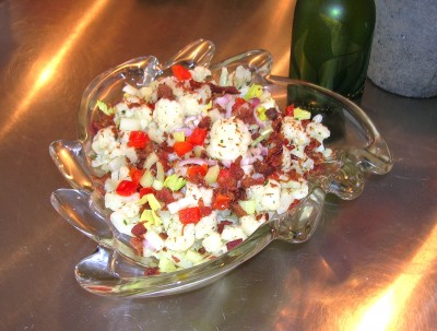 Diabetic Cauliflower Salad Recipe